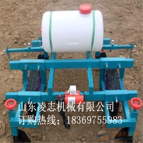 吉林山药小型农用覆膜机