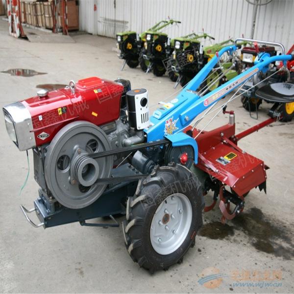 玉米秸秆收割机手扶小麦收割打捆机价格 南澳县