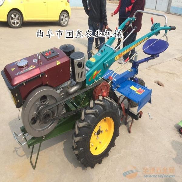新款芦苇玉米秸秆收割机 热销稻麦晾晒收割机 周口