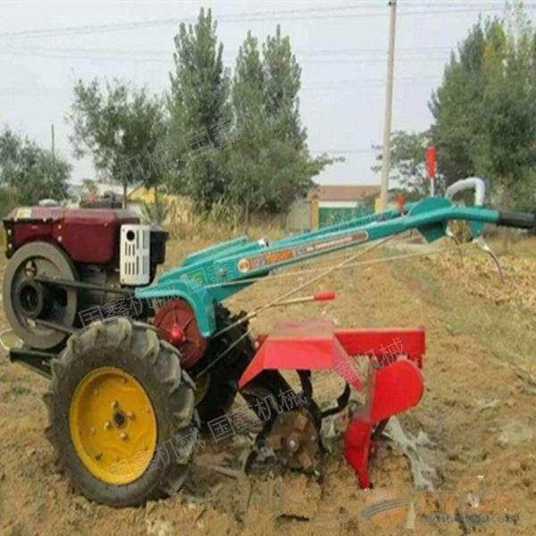 柴油犁地机松土旋耕机 七里河区 农用小型手扶大马力耕