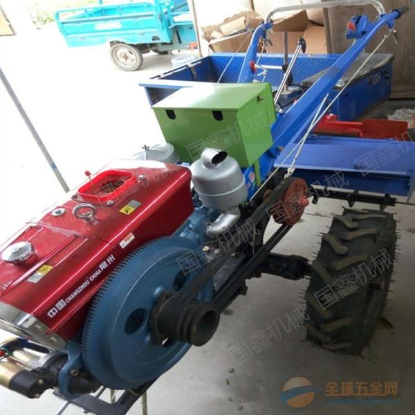 15马力手扶拖拉机旋耕犁地机 山地硬土地专用微耕机