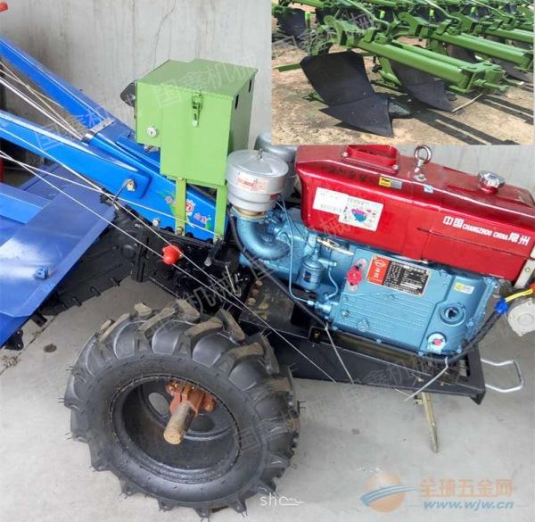 柴油割晒机小型农业牧草收割机 抚远县