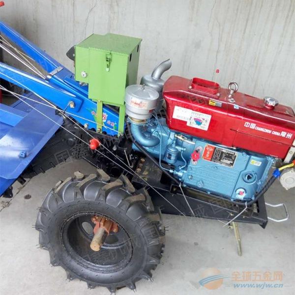 四轮前置秸秆收割机 牧草收割机厂家 批量茄子河区
