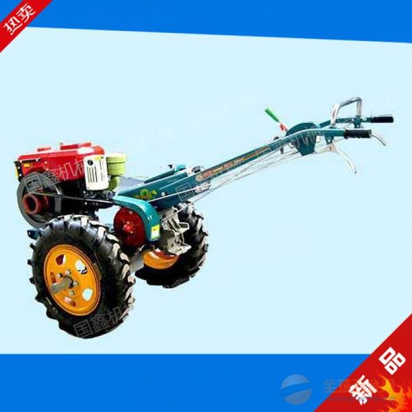 柴油8-22马力手扶拖拉机 15马力手扶拖拉机