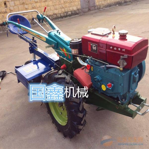 多功能新型农业机械 山地丘陵专用手扶拖拉机
