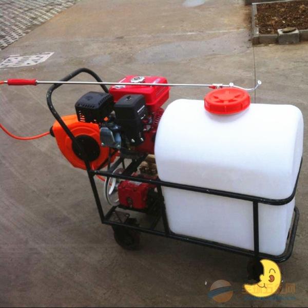 自走式风送打药机 电启动柴油动力果树打药机