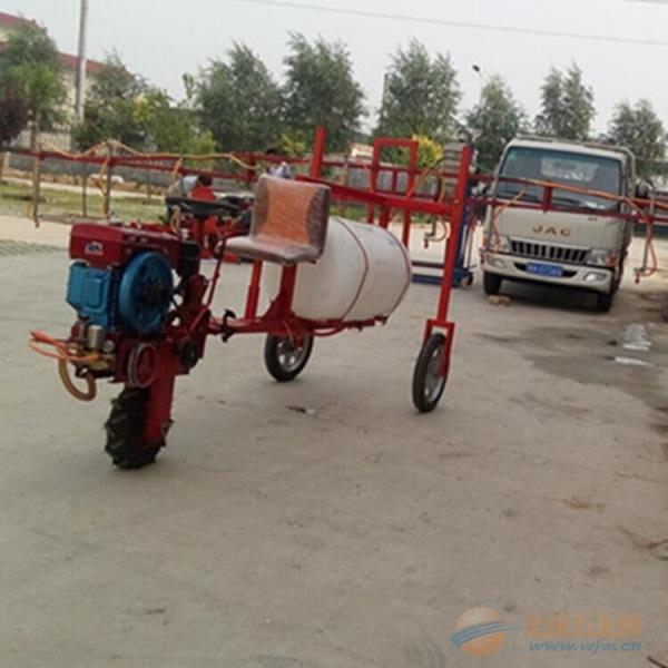 小河区拖拉机牵引式谷子免耕施肥播种机 娃娃菜谷子免间苗播种机