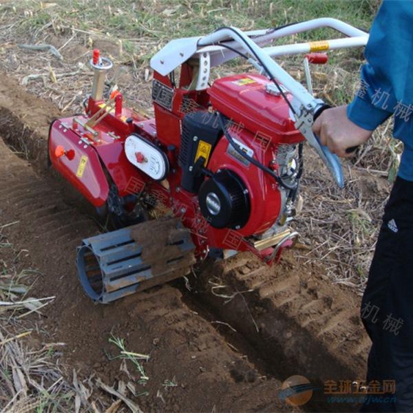 山地丘陵手扶旋耕机 热销手扶拖拉机可配套旋耕机