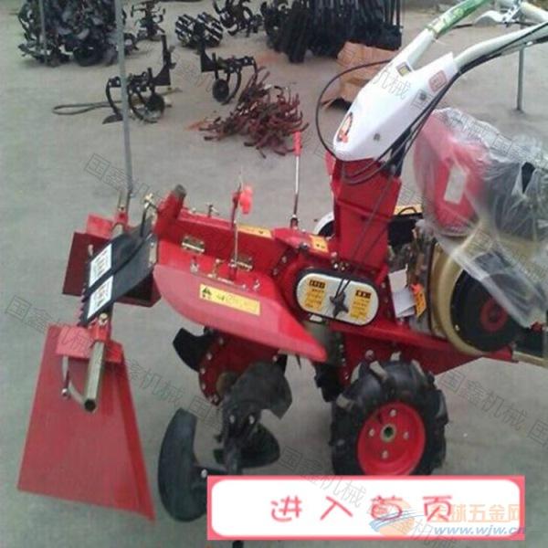 农用旋耕机 高效多功能果园翻土犁地机