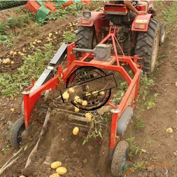 行走式土豆收获机 马铃薯播种机