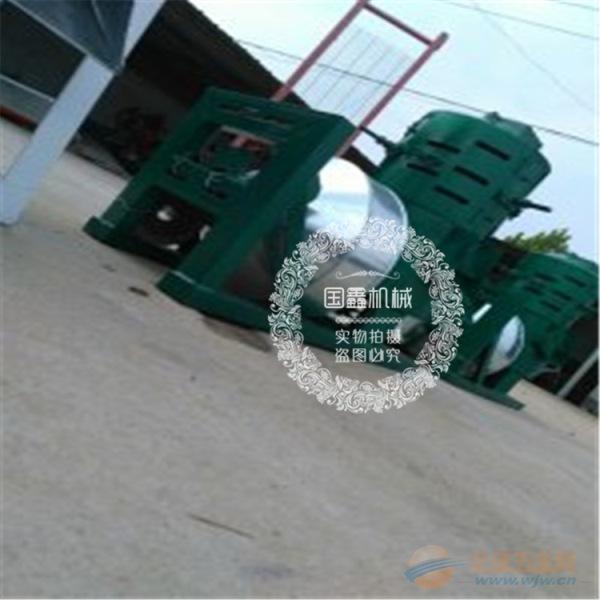 潘集区高粱破碎机 厂家对辊五谷杂粮挤扁机