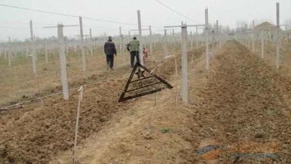 开沟机 果园施肥挖坑机 轮式开沟机