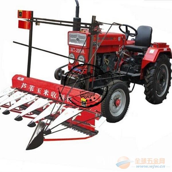 优质玉米芦苇割晒机芦苇多功能割晒机 中区