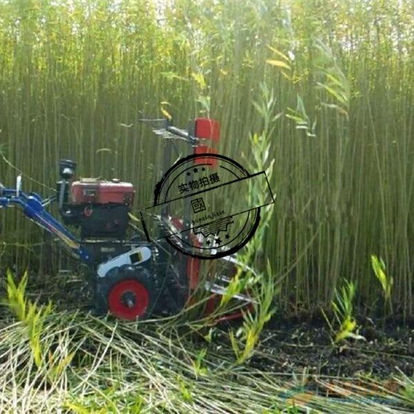稻麦收割机 玉米稻麦辣椒大豆收割机