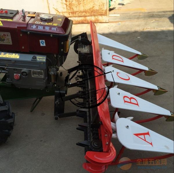直销高作物秸秆收割机 四轮配套割草机 麻章区