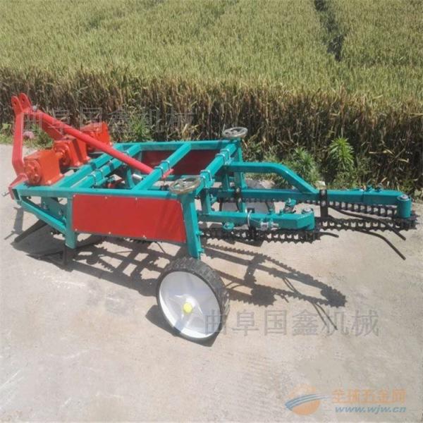 柳条收割机 芦苇水稻收割机