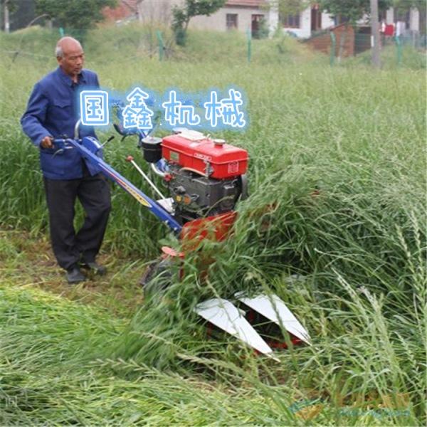玉米秸秆收割机 多行芦苇收割机 富锦