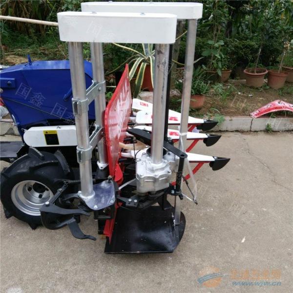 新款芦苇玉米秸秆收割机 手扶牧草收割机厂家郸城县