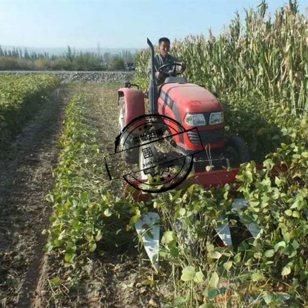 小型农业机械收割机 甜叶菊收割机西华县