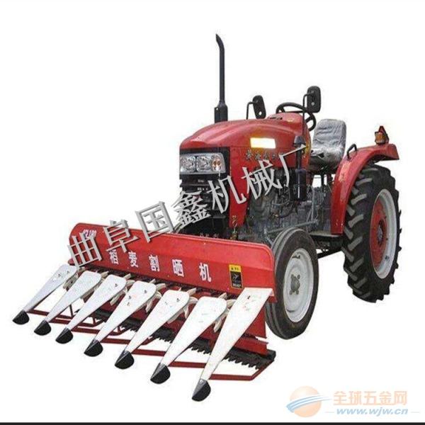 苞米秸秆收割机 汽油黑麦草收割机价格