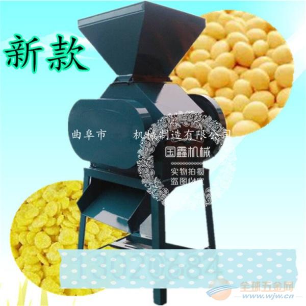 大通区多功能豆扁挤扁机 多用挤扁机