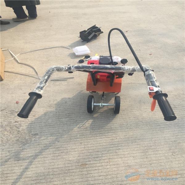 专利型斜挎式锄草机操作简单工作效率高哪家好