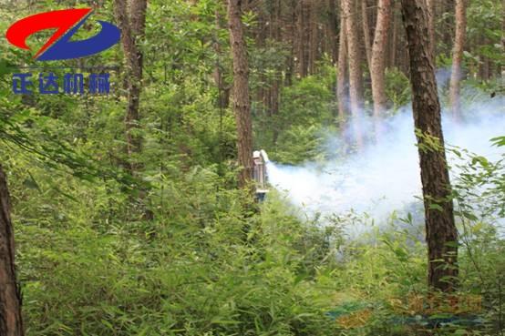 新款弥雾机智能电动喷雾器背负式机动喷雾喷粉机