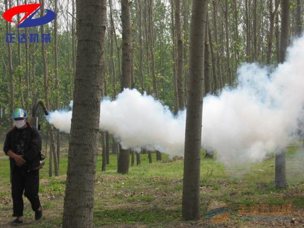 新款脉冲动力烟雾弥雾机 果树专用弥雾打药机