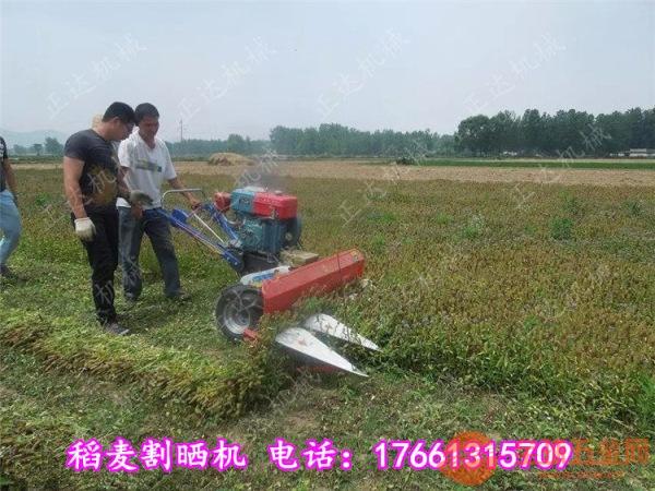 杞县青稞收割机厂家直销