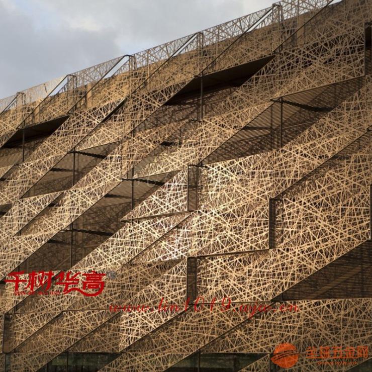 外墙镂空雕花铝单板厂家