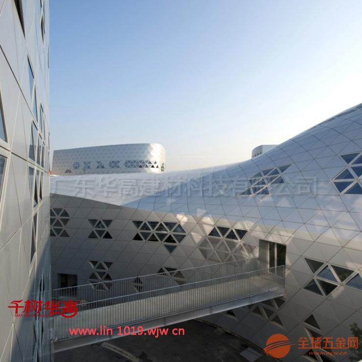 氟碳漆铝单板外墙加工定做
