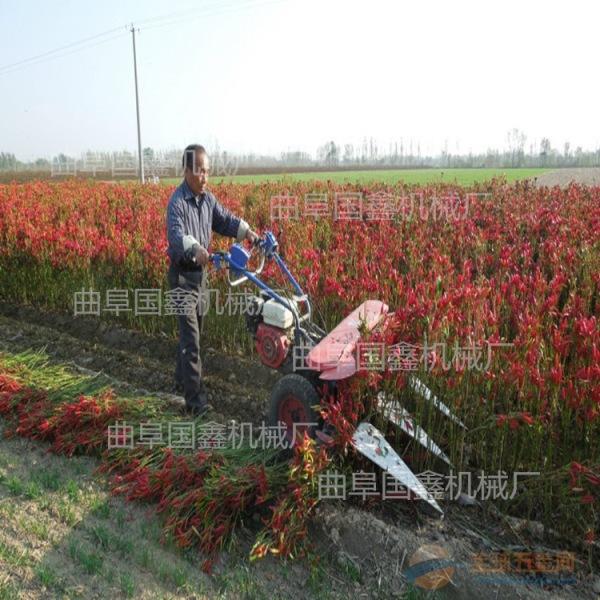 水磨沟区艾草水稻小麦收割机厂家
