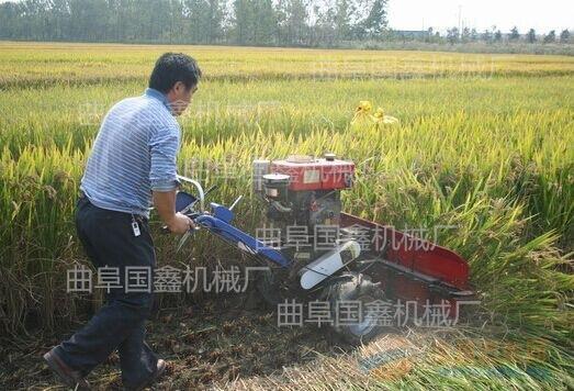 贺兰县手扶农用小麦秸秆收割机