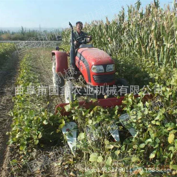 明溪县手推式收割捆扎一体机 小麦水稻秸秆谷草打捆机收