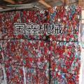 靖江液压立式小型编织袋废纸打包机设计