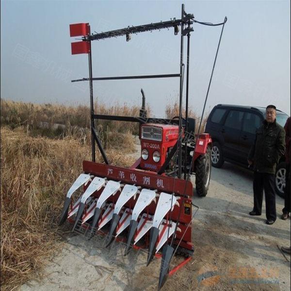 郧县手扶式多用小型水稻小麦收割机 柴油玉米割晒机