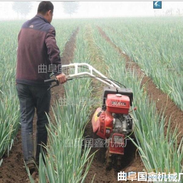 松土机 厂家直销鄢陵县小型手扶柴油旋耕机