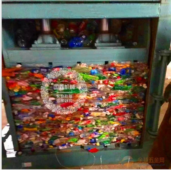 液压废纸箱秸秆打包机息烽县废纸板纸箱打包机厂家