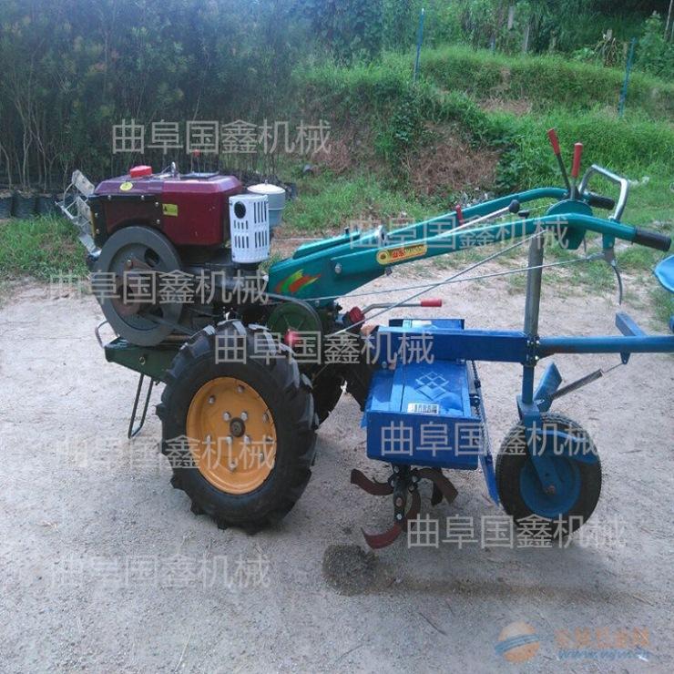蚌埠柴油大马力手扶拖拉机 20马力两轮柴油单缸车