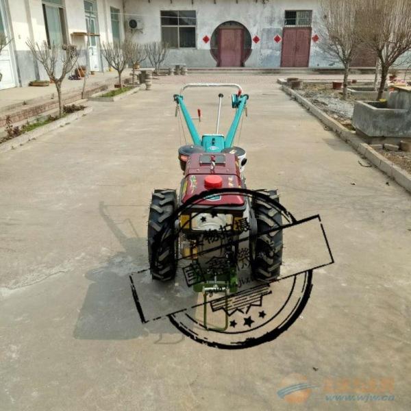 禅城区水旱两用手扶车松土机
