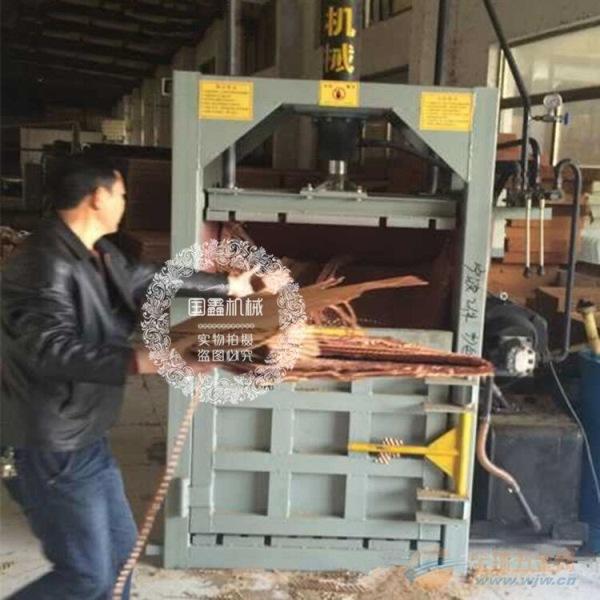 梓潼县 液压打包机金属废料打包机型号参数