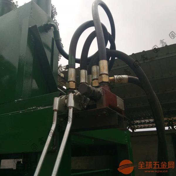 柯城区专业定做50-60吨废纸液压打包机