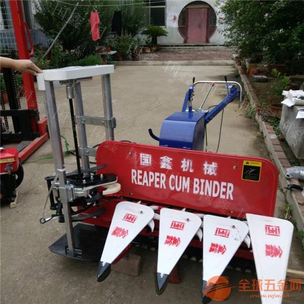 辉南县 收割机割晒机价格四轮带土豆杀秧收获收割机
