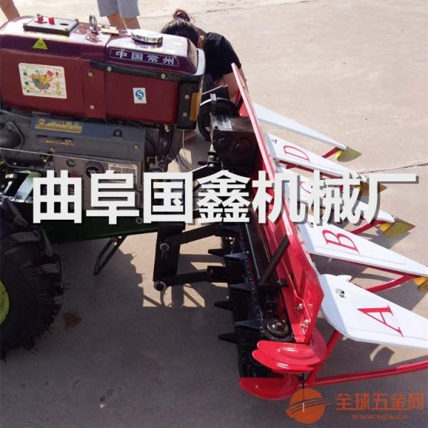 东丰县生产销售 拖拉机农作物割晒机割台