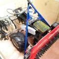 东河区多用途高效收割机价格多功能辣椒大豆收割机