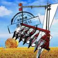 玉泉区 秸秆稻麦收割机 汽油玉米杆收割机