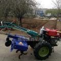 云南多功能田园管理机小型农用手扶拖拉机 铁力