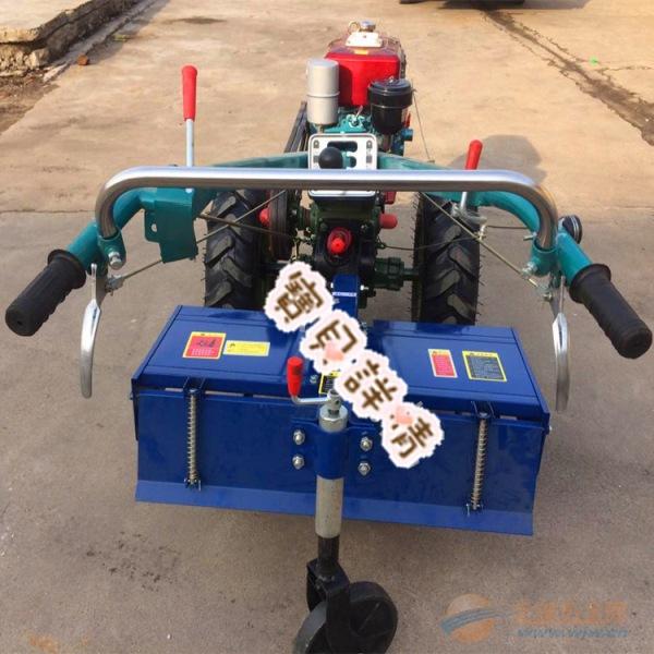 手扶挠地拖拉机 手扶式旋耕犁地机 安顺