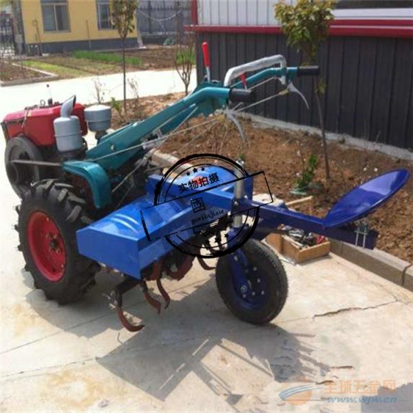 农用开荒耕地机 生产供应高效手扶拖拉机 贵阳