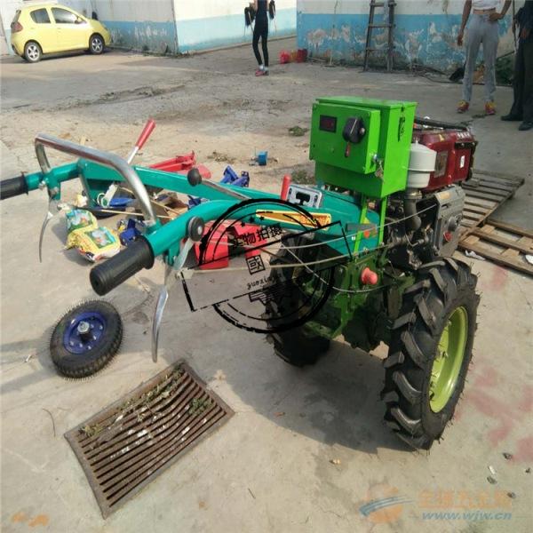12马力手扶拖拉机厂家宿州农业种植打田机
